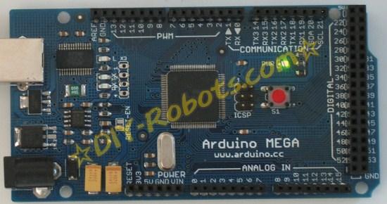 anduino控制板