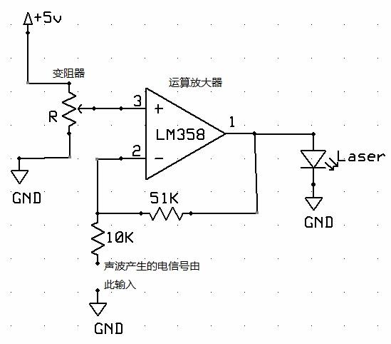 发射端电路