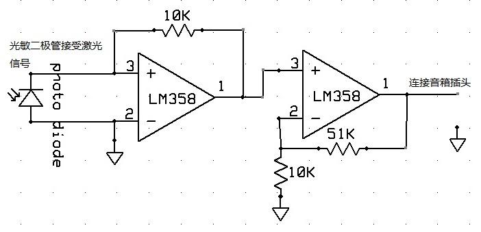 接收端电路