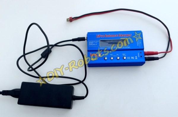 B6充电器