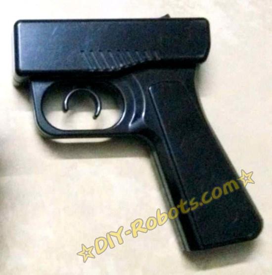枪型遥控器